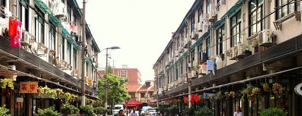 """Yongkang Rd aka """"Frogtown"""" is one of Welcome to Shanghai!."""