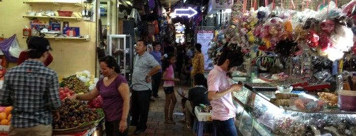 Phsar Toul Tom Pong | Russian Market is one of เที่ยว Phnom Penh.
