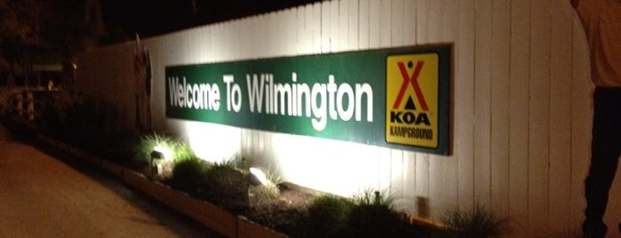 KOA Wilmington is one of Gary's List.