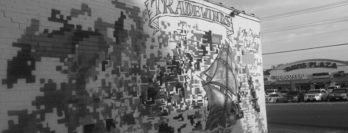 Tradewinds Social Club is one of Dallas's Best Dive Bars - 2012.