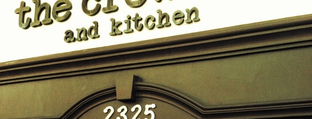 The Crow Bar and Kitchen is one of Happy Hour!!!!.