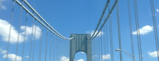 Verrazano-Narrows Bridge Toll Plaza is one of Top picks for Bridges.