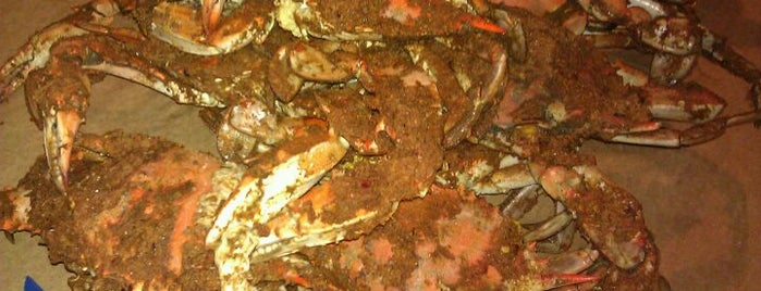 Seaside Restaurant & Crab House is one of Food Spots to Try.