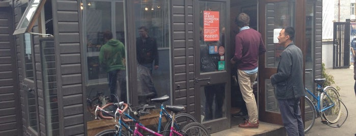 Taylor St Baristas is one of 100+ Independent London Coffee Shops.