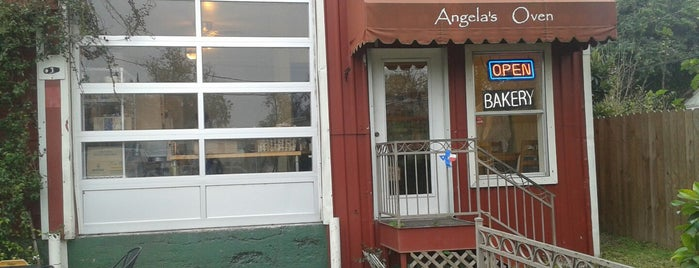Angela's Oven is one of Houston Press 2012 - 100 Favorite Dishes.
