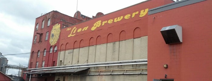 The Lion Brewery is one of Breweries and Brewpubs.