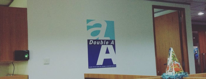 Double A Paper Office is one of Khu Tây Balo.