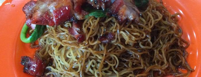 Restoran Yulek Wan Tan Mee (友力云吞面) is one of Cheap eats in KL.