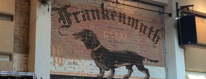 Frank Restaurant is one of Hook 'Em Horns- Austin.