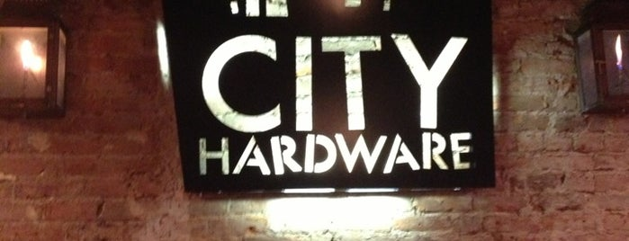 City Hardware is one of Food in The Shoals Area.