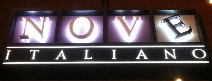 Nove Italiano is one of Must-visit Food in Las Vegas.