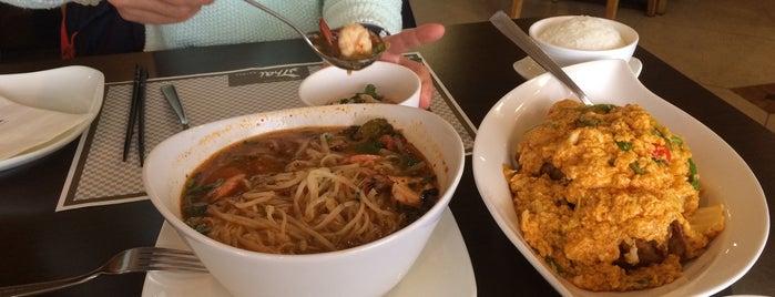 타이가든 (Thai Garden) is one of Itaewon food.