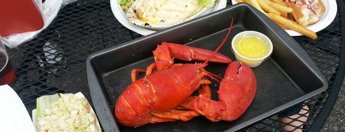 Estes Lobster House is one of Best Places to Check out in United States Pt 2.