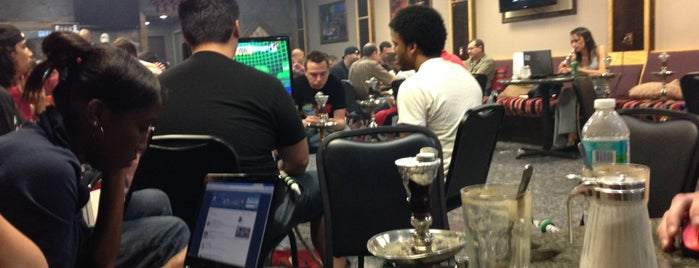 Palm Hookah is one of Hookah Lounges.
