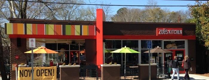 Atlanta Eats Resturants