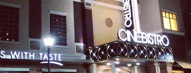 Cinébistro at Town Brookhaven is one of Nightlife....