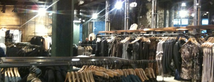 AllSaints is one of #LoveE1.