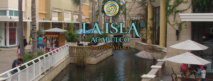 La Isla Shopping Village is one of Acapulco.