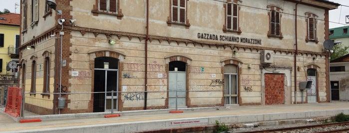 Stazione Gazzada-Schianno-Morazzone is one of Linee S e Passante Ferroviario di Milano.