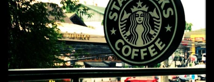 Starbucks Coffee is one of Coffee & Tea.