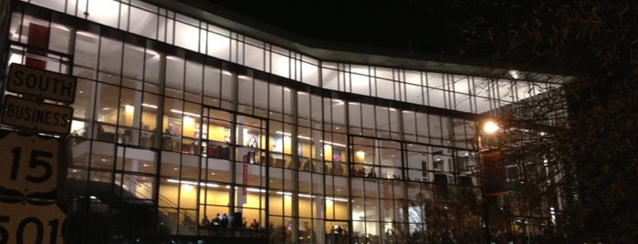 Durham Performing Arts Center (DPAC) is one of Triangle Theatres.