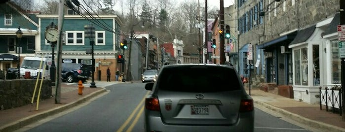 Historic Ellicott City is one of Places.