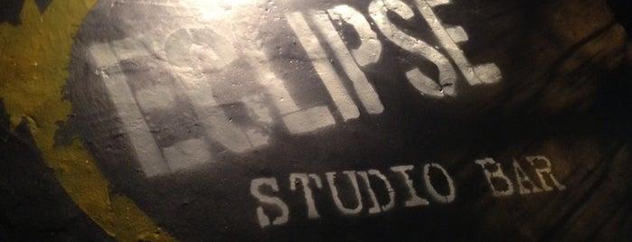 Eclipse Studio Bar is one of Nightlife in Porto Alegre.