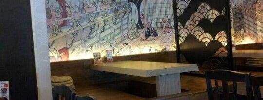 Shunka Japanese Restaurant (旬香日本料理) is one of Penang Foods.