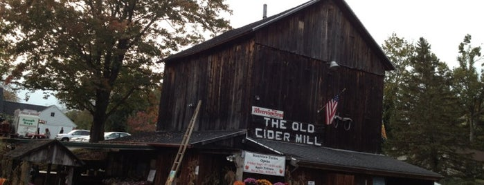 Old Cider Mill is one of CT Daytrips.