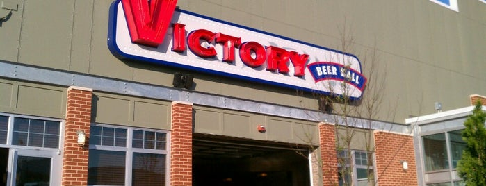 Victory Beer Hall is one of Top Local Bars for Flyers fans.