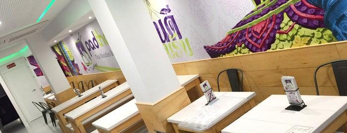 PadThaiWok Madrid - Malasaña is one of PadThaiWok Restaurantes.