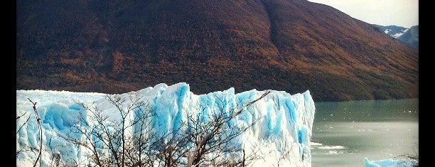 Administración Parque Nacional Los Glaciares is one of Must ARG.