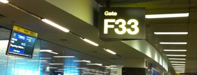 Gate F33 is one of SIN Airport Gates.