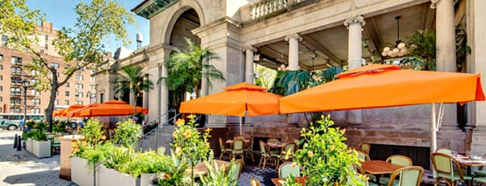 The Pavilion is one of Brunch & Lunch NYC.