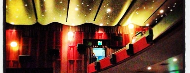 Cinerama is one of Seattle Theaters.