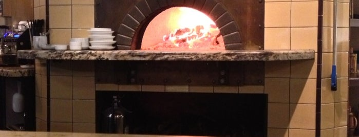 Olio Wood Fired Pizzeria is one of fine dining.