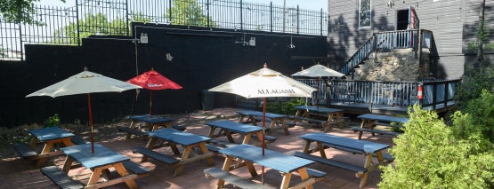 Bronx Beer Garden is one of Best Outdoor Bars.