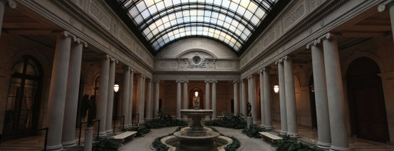 The Frick Collection is one of NYC Stay-cation.