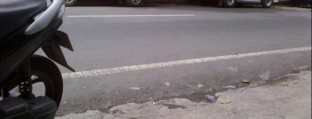 Jalan Diponegoro is one of Bali's Road.