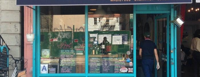 Abracadabra Brooklyn is one of Foodstuff.