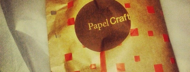 Papel Craft is one of Fashion Mall.