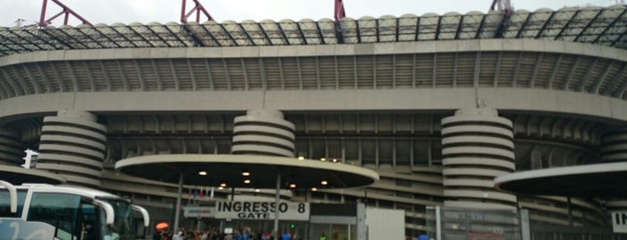 San Siro Club is one of Milano - Diner.