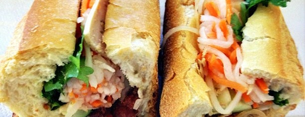 Banh Mi Saigon Bakery is one of Asian Spots.