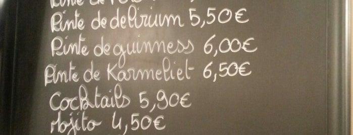 La Taverne du Croissant is one of Paris-to do.