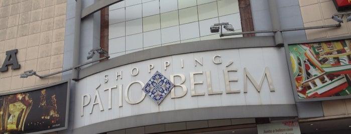 Shopping Pátio Belém is one of Shopping Pátio Belém.