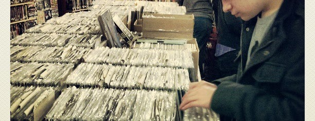 Neptune Music Company is one of Record Stores To Remember.
