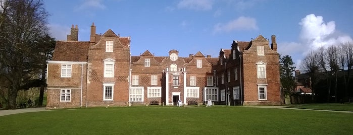 Christchurch Mansion is one of Top 10 favorites places in Ipswich, UK.