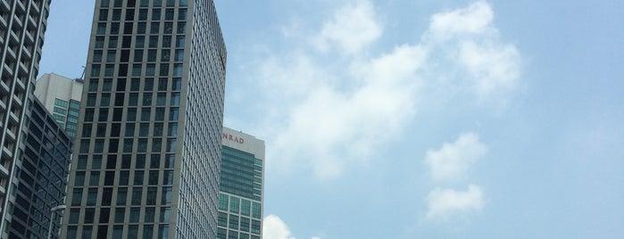 首都高 汐留JCT is one of 高速道路.