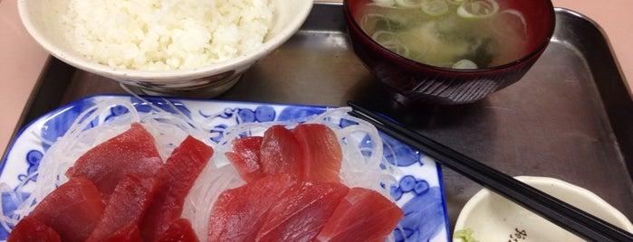 秋葉屋 市場食堂 is one of 飲食店.