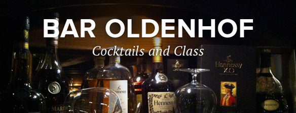 Bar Oldenhof is one of My Favorites.